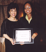 Pearls of Hope Scholarship recipient 2009