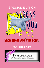 stress out book cover