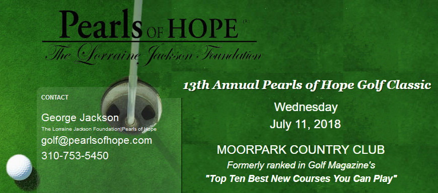 Pearls of Hope Golf Classic 2018