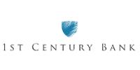 1st Century Bank logo